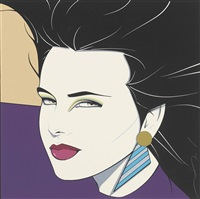 untitled by patrick nagel