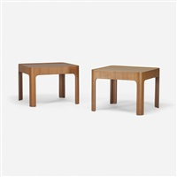 occasional tables, pair by isamu kenmochi