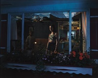 untitled (girl in window) from twilight by gregory crewdson