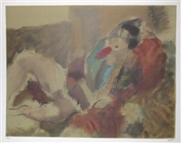 marionette by jules pascin