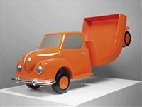 model for telekinetic sculpture by erwin wurm