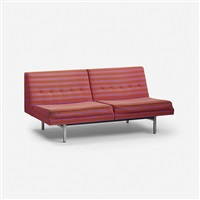 settee by george nelson & associates