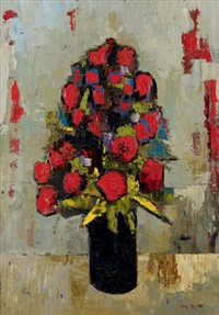 bouquet de fleurs by tony agostini
