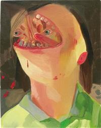 face eater by dana schutz