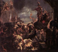 martyr de saints by andrea celesti