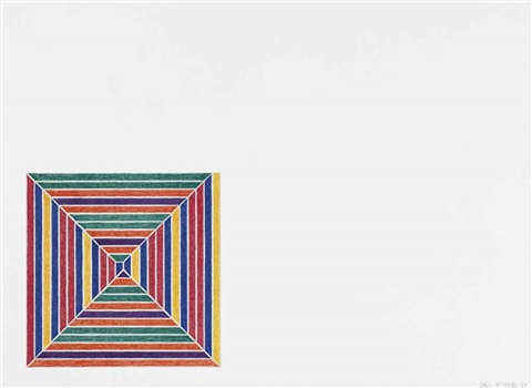 les indes galantes 2 works by frank stella