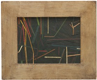 sticks by frederick hammersley