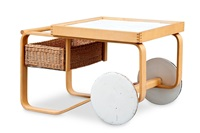 tea trolley 900 by alvar and aino aalto