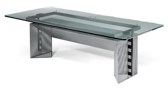 Bureau tesi table von mario botta auf artnet