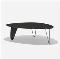 rudder coffee table, model in-52 by isamu noguchi