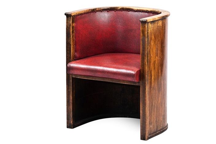 restaurant chair by otto korhonen and alvar aalto