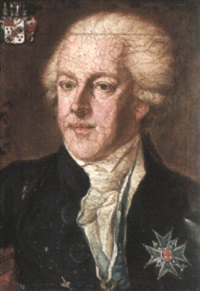 Johann <b>Georg Josef</b> Edlinger zugeschrieben - johann-georg-josef-edlinger-portrait-of-graf-von-torring-guttenzell
