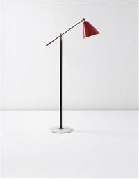 floor lamp, model no. 1003b by gino sarfatti