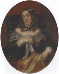 young jessica from moore's poem by edward matthew ward