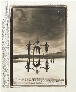 artwork by peter beard