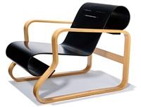 paimio chair (model 41) by alvar aalto