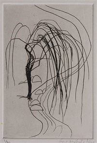 (small) willow by brett whiteley