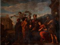 alttestamentliche/altbiblische szene by anonymous-italian (17)