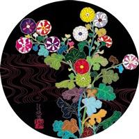 kansei: skulls by takashi murakami