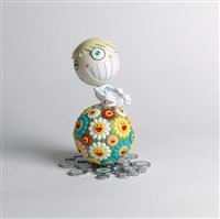 oval (peter norton christmas project) by takashi murakami