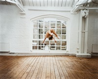 self portrait suspended vi by sam taylor-wood