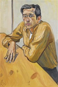 portrait of the judge as a young activist by alice neel