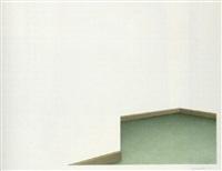 drei wände by lienhard von monkiewitsch