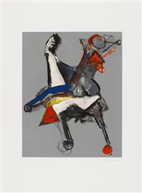 marino from shakespeare i (portfolio of 8) by marino marini