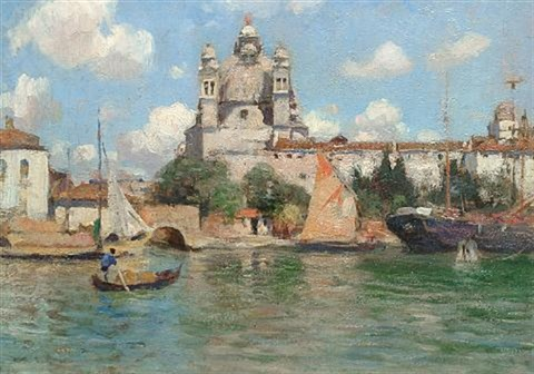 venice by frederick william jackson