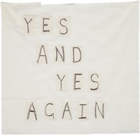 yes + yes again by tracey emin