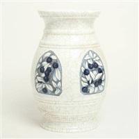 vase by effie hegermann-lindencrone