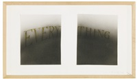 everything study by ed ruscha