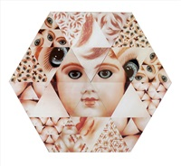 blown up baby doll by vito acconci
