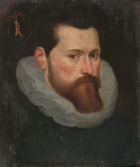 männerportrait by thomas de keyser