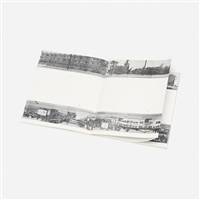 every building on the sunset strip by ed ruscha