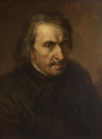 bildnis eines alten mannes by johann <b>georg josef</b> edlinger - johann-georg-josef-edlinger-bildnis-eines-alten-mannes