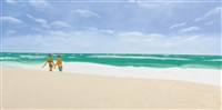playa de carmen by alex katz