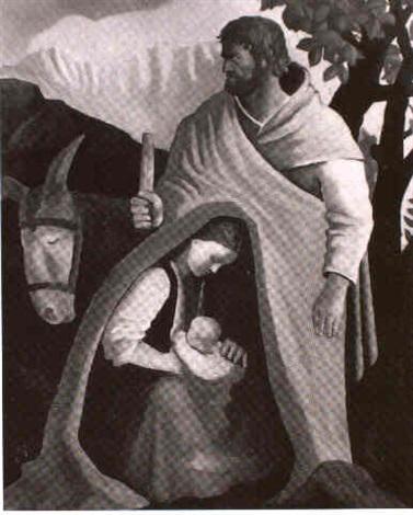 die heilige familie by robert aigner