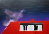 das rote dach by georg hillmann