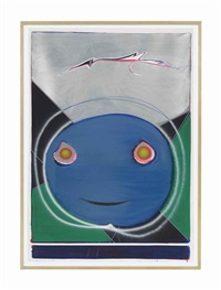 gp 83 (the gambler) by thomas scheibitz