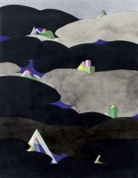 arcipelago by keizo morishita
