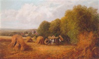 haymaking by john gunson atkinson