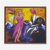 cheese by robert h. colescott