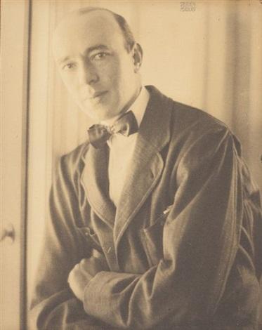 portrait by edward steichen