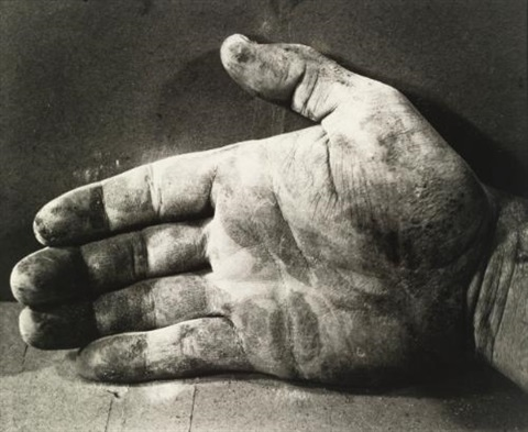 hand from the sequence double take 3 works by dieter appelt