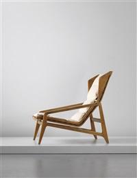 armchair, model no. 811 by gio ponti
