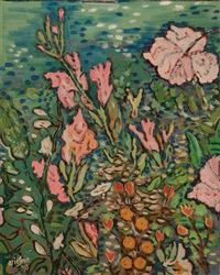 flowers by arie smit