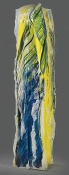 guardian light object (yellow) (from series 121) by adalbert gans