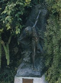 l'enfant a la falaise by eugène comte d' astanières