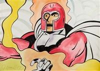 magneto by crash